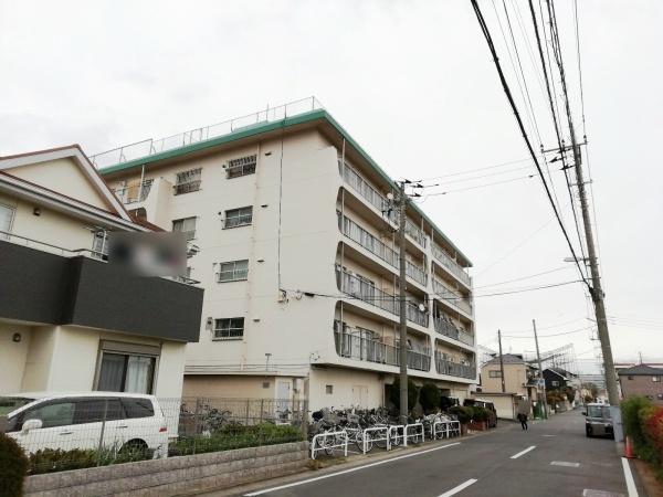 【外観】松戸栄町ハイム