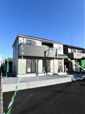【外観】クレイドルガーデン 新築戸建 羽生市西第7