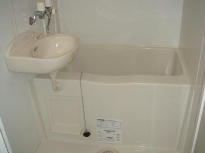 【浴室】レオパレスきょうほく
