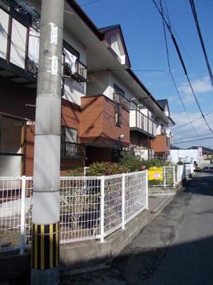 【外観】クレセント横田