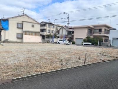 近鉄南大阪線「布忍」駅より徒歩5分!建築条件付宅地分譲です。