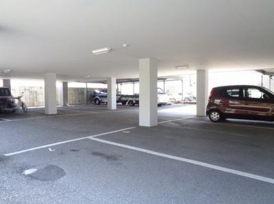 【駐車場】パルク・ド・ハギ
