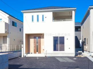 千葉市中央区生実町第6 新築一戸建 ※外観施工例です