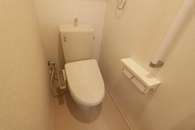 【トイレ】ルミエール・M