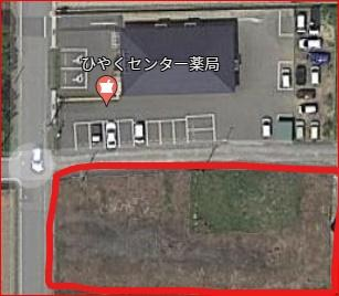 【地図】石生売地328坪