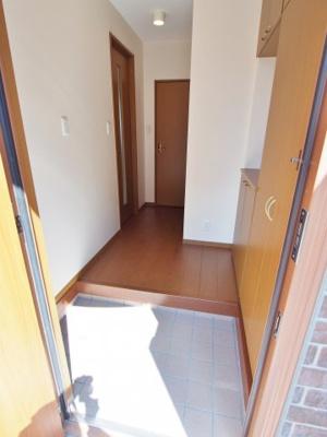 【玄関】クレール吉村