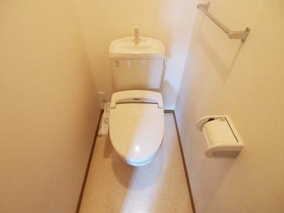 【トイレ】クレール吉村