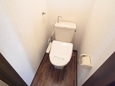 【トイレ】シャンポール青葉