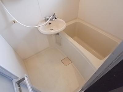 【浴室】シャンポール青葉