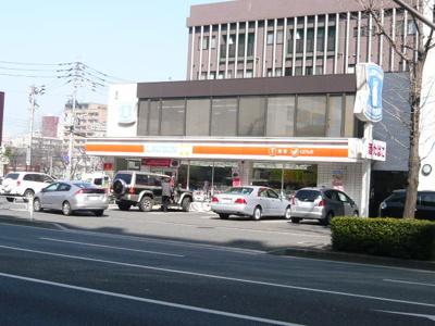 ローソン山王店まで644m