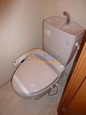 【トイレ】エステムプラザ梅田EAST