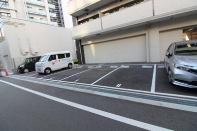 【駐車場】エスリード福島ブレイブ
