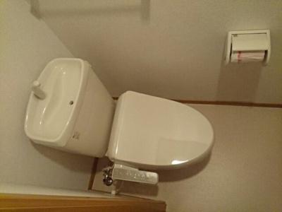 【トイレ】ベルラフィーネ