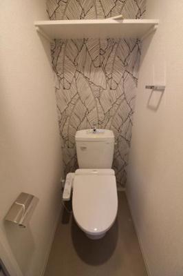 【トイレ】エスリード大阪梅田WEST