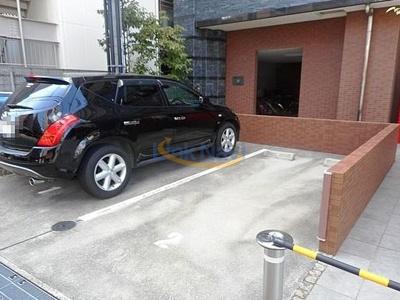 【駐車場】エステムコート新大阪Ⅶステーションプレミアム