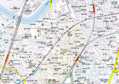 【地図】エステムコート新大阪Ⅶステーションプレミアム