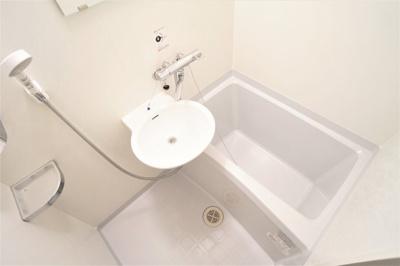 日々の暮らしに欠かせないお風呂です※別部屋の写真です