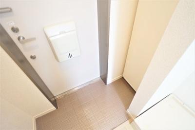 明るい玄関です※別部屋の写真です