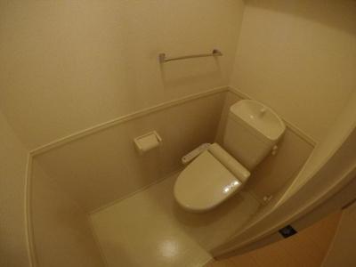 【トイレ】プティシャンⅠ