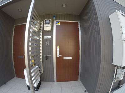 【玄関】プティシャンⅠ