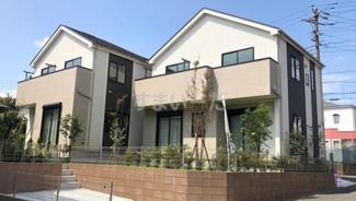 千葉市若葉区千城台西1丁目 新築一戸建 ※現地外観写真です。