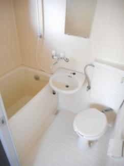 使いやすい洗面所です