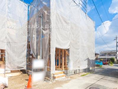 【外観】名古屋市南区元鳴尾町139−2【仲介手数料無料】新築一戸建て 5号棟