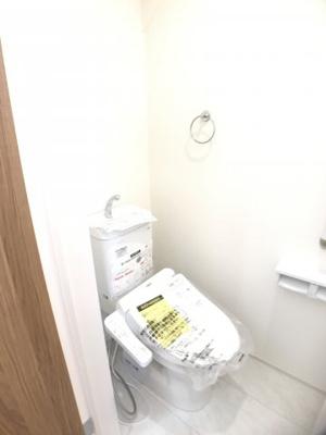 【トイレ】つくば市台町1丁目 新築戸建 2号棟