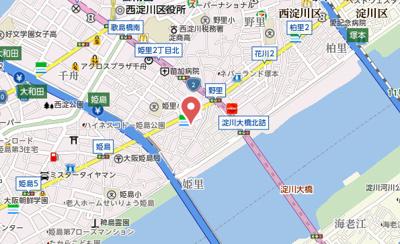 【地図】プラスワン