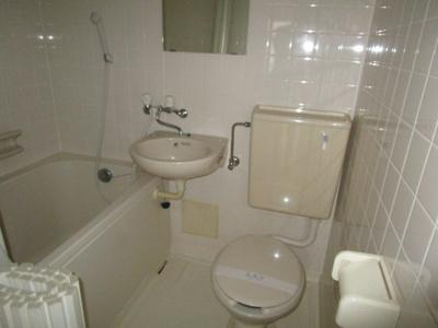 【浴室】エスペランサビル