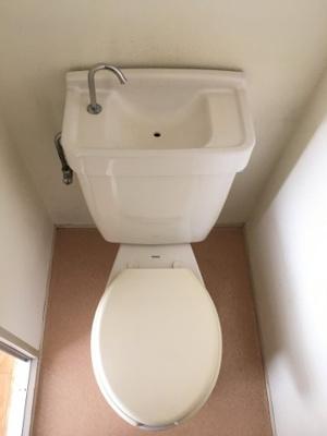 【トイレ】ファミール北村