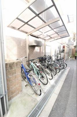 【駐車場】ダイワシティー福島
