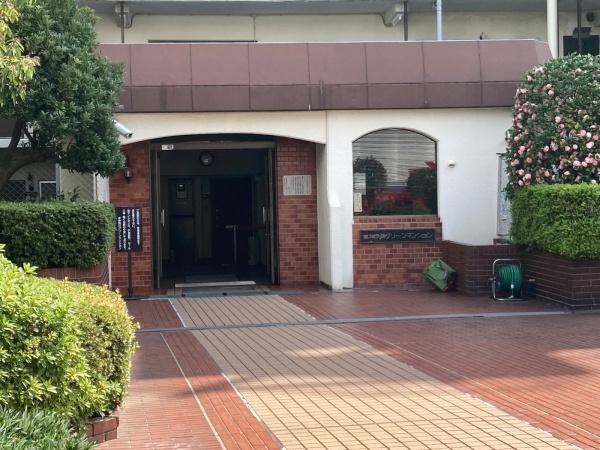 【エントランス】東神奈川グリーンマンション