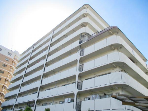 【外観】東神奈川グリーンマンション