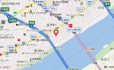 【地図】ウィットヒメサト