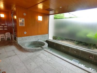 温泉大浴場です。