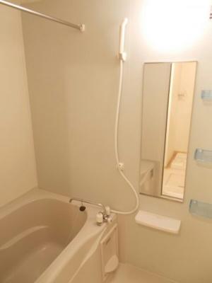 【浴室】フォレストコート明神Ⅲ