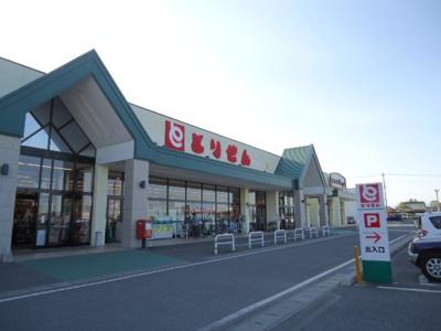 とりせん下田島店まで1,711m