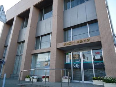 群馬銀行尾島支店まで571m