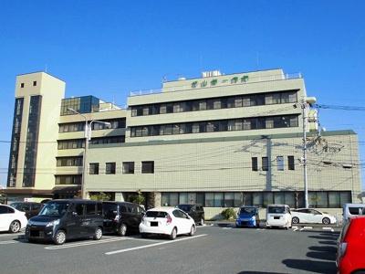 福山第一病院まで700m