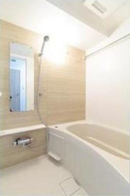 【浴室】ガルデニア蔵前