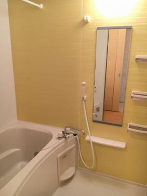 【浴室】ラルジュメゾンB