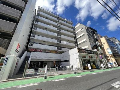 【外観】ライオンズマンション新大久保第2