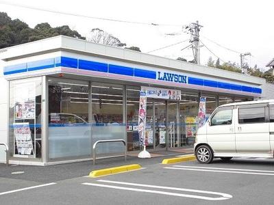 ローソン福山日吉台店まで350m