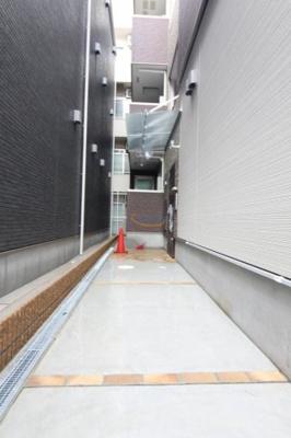 【エントランス】フジパレス塚本駅西Ⅰ番館