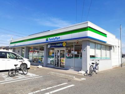 ファミリーマート福山東深津町店まで110m