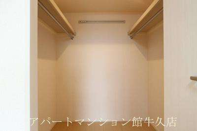 【収納】アルカディアB(谷田部)