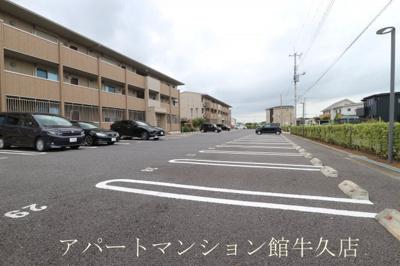 【駐車場】アルカディアB(谷田部)