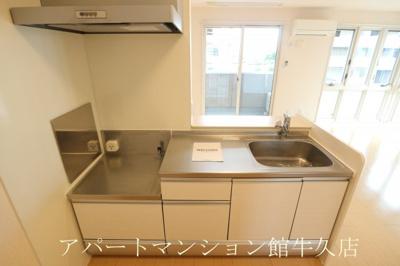 【キッチン】アルカディアB(谷田部)