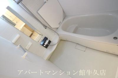 【浴室】アルカディアB(谷田部)